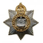 Cap badge Devonshire Regiment